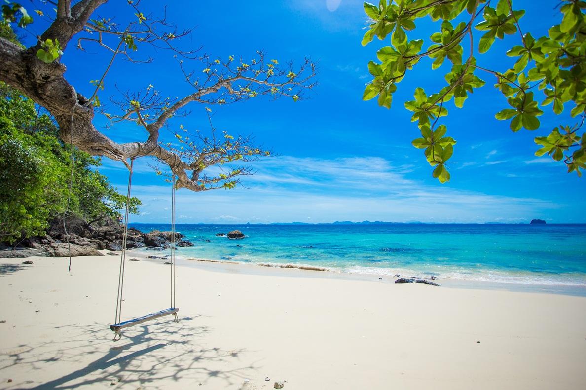 Snorkeling <Koh Rok & Koh Haa>with