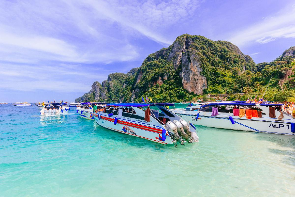 Snorkerling Hong Island <by Speed Boat> (1Day)