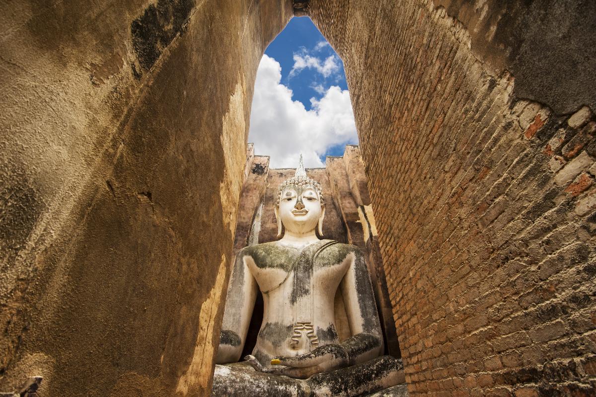 Cycling tour Sukhothai Historical Park  (Fullday)