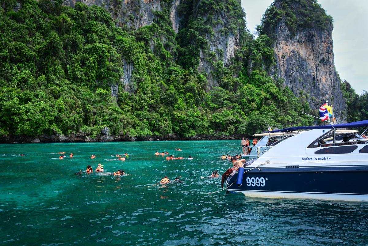 Snorkerling 4 Island <by Speed Boat> (1Day)