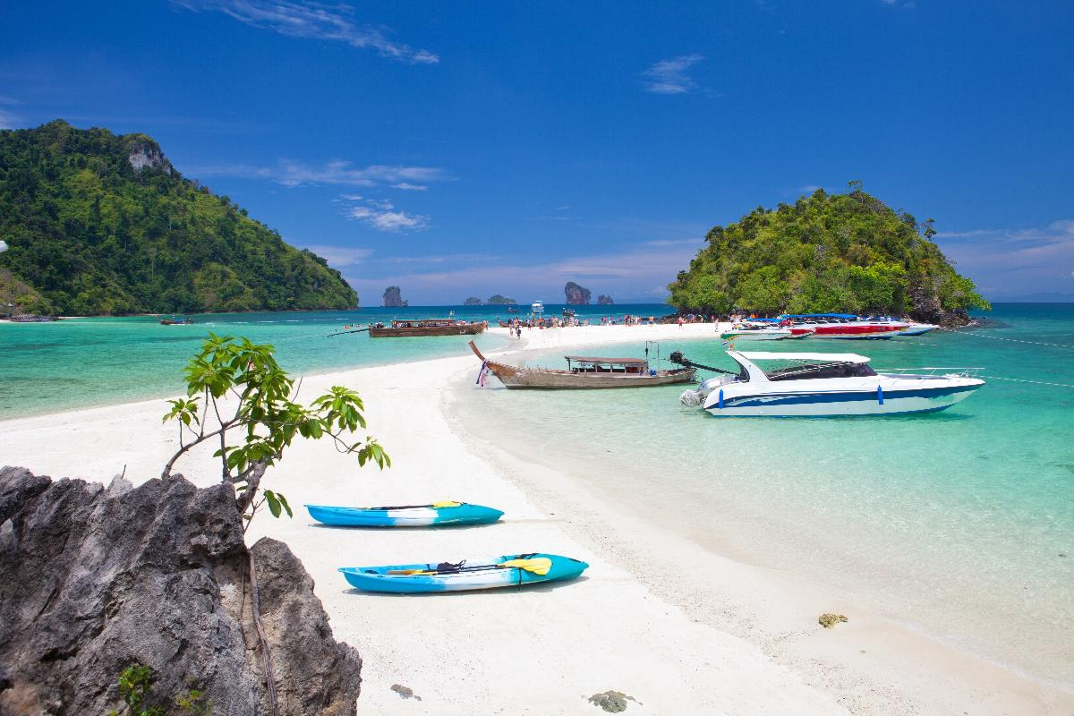 Snorkerling Phi Phi Island <by Speed Boat> (1Day)