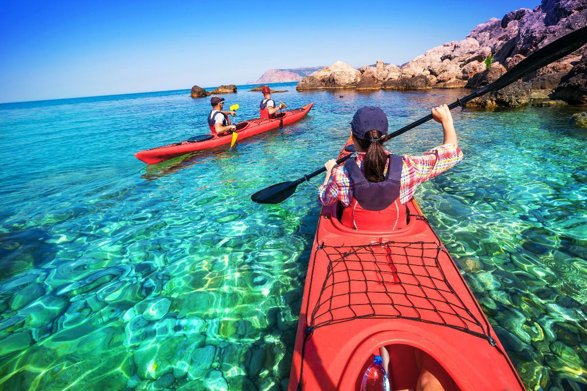 Kayaking At Thalane (One  Day Trip)
