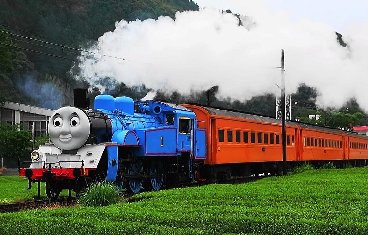 โปรแกรมนั่งรถไฟโทมัส สาย Oigawa-railway (One Day Trip)