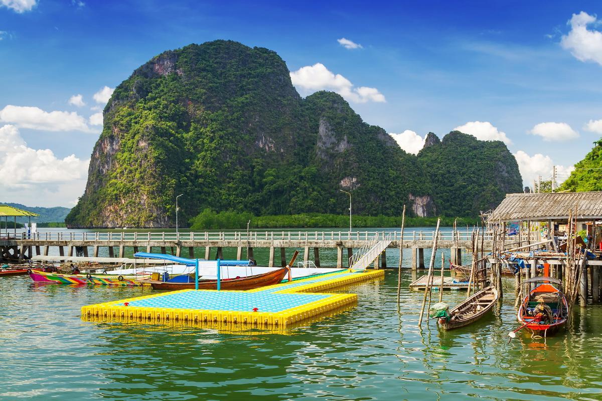 Snorkeling James Bond Island <Speed boat> (1 Day)