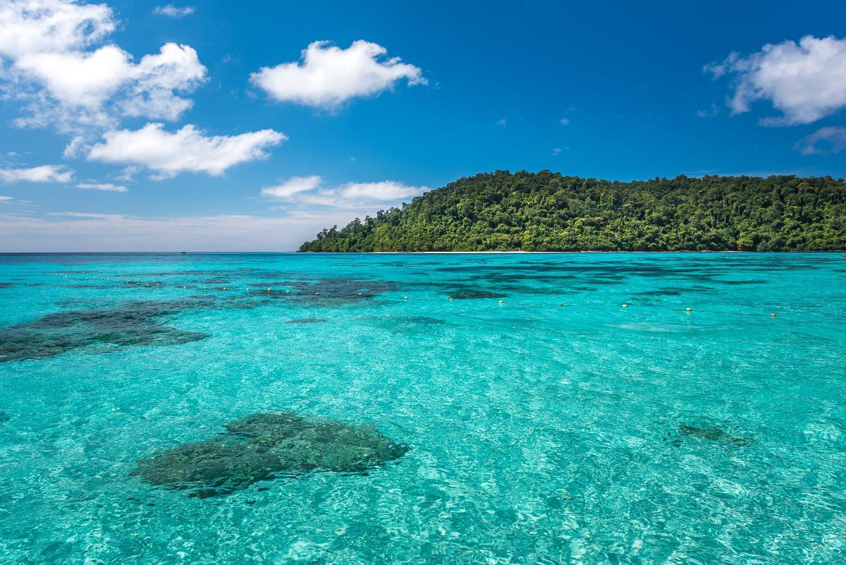 Snorkeling Rok Island <Speed Boat>  (1Day)